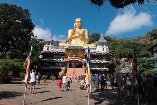 Dambulla Gouden tempel-2760