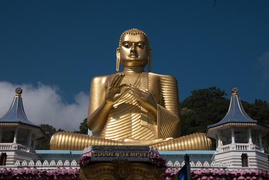 Dambulla Gouden tempel-2780
