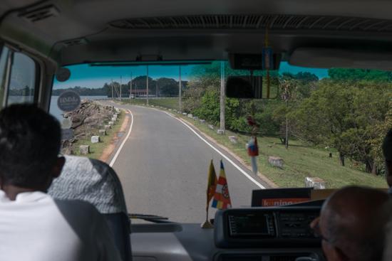 Polonnaruwa  Hollands aandoende dijken-2940