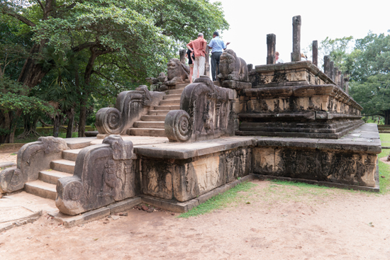 Polonnaruwa Ancient city  Council-2960