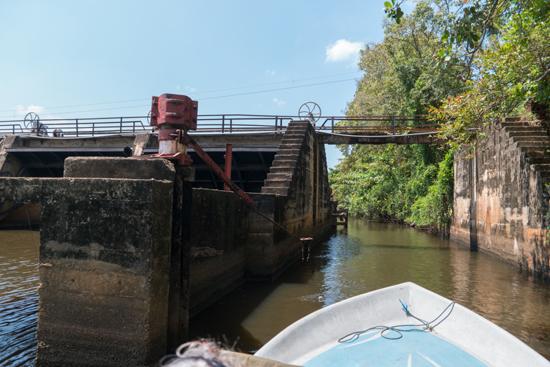 Negombo Boottocht  Vroegere tolsluis-4350