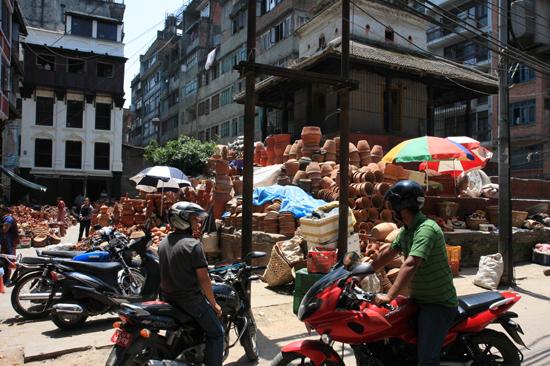 Centrum van Kathmandu-0170