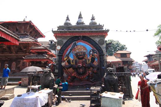 Kathmandu Durbar Square-0200