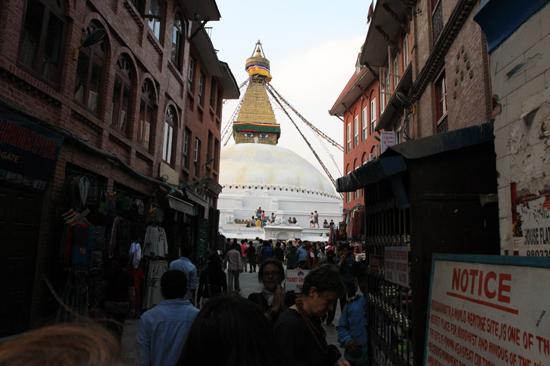 Stupa in Bodhnath -0490