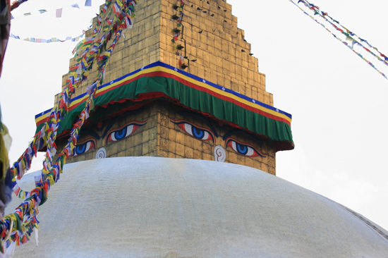 Stupa in Bodhnath -0540